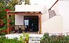 Terrasse und Esstisch